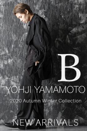 B Yohji Yamamoto 20-21AW 1st Delivery!