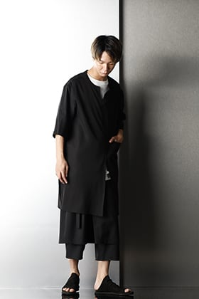 Ground Y & DBSS Summer Black style