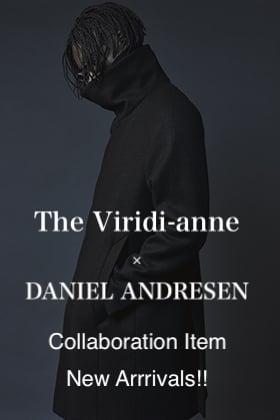 The Viridi-anne × DANIEL ANDRESEN Collaboration Item New Arrivals!!