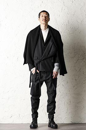 .LOGY kyoto The Viridi-anne【Wool Jacket】Styling!