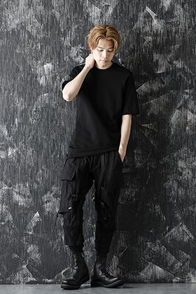 DEVOA × D.HYGEN 20-21AW Solid Military Style