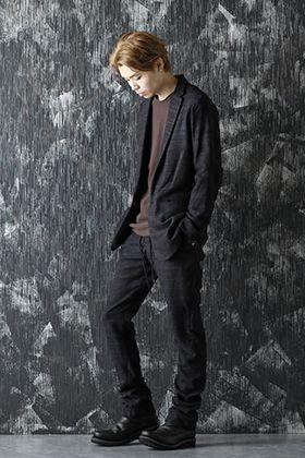 DEVOA 20-21AW Wild Silk Suit Style