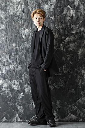 DEVOA 20-21AW A Line Jacket Style