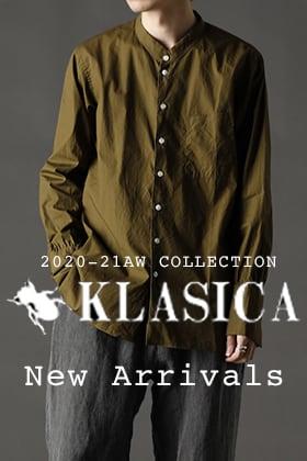 KLASICA 20-21AW New Arrivals