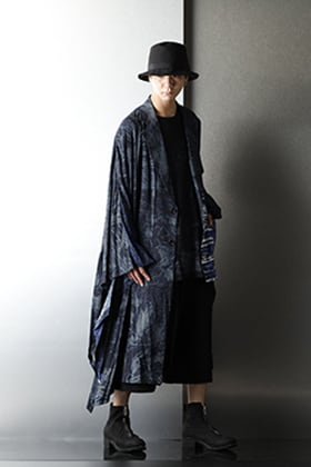 Ground Y 20AW Asymmetry Graphic styling