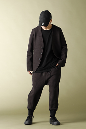 20AW The Viridi-anne【Soft Compression Wool Jacket & Pants】Set up styling!!