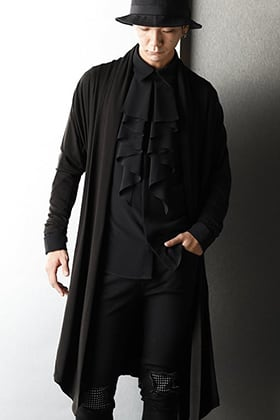 kiryuyrik 2020-21AW New cardigan Styling