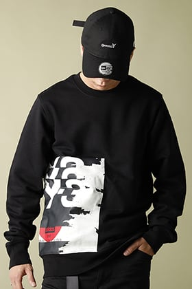 .LOGY kyoto Y-3 Graphic ALL BLACK STYLING!!