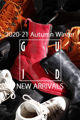 GUIDI 20AW Collection New Arrival!