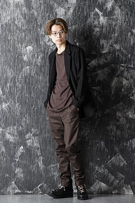 DEVOA 20-21AW Casual Jacket Style