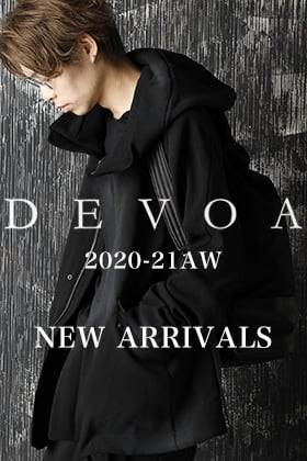 DEVOA 20-21AW 3rd Delivery New Arrivals!