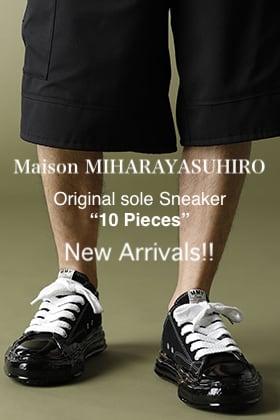 MIHARAYASUHIRO Original sole Sneaker New Arrivals!!