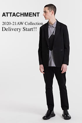ATTACHMENT 2020-21AW Collection Delivery Start!!