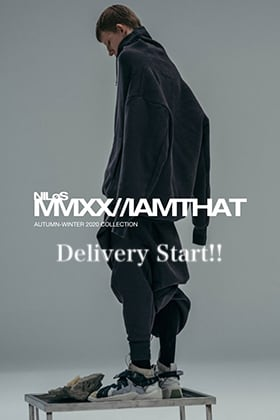 NILøS 2020-21 Autumn Winter Collection Delivery Start!!