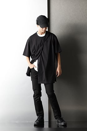 Y-3 2020-21AW Layered Summer Styling
