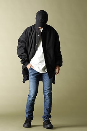 2020-21AW Y-3 × ATTACHMENT Mix Styling
