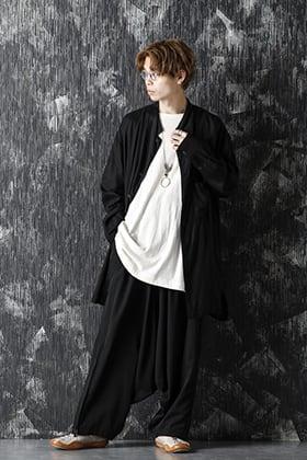 Yohji Yamamoto 20-21AW Early Fall Shirt Style