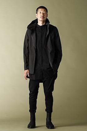 NOMEN NESCIO Shell Coat & Merino Pants Styling