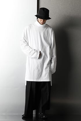 Ground Y 2020-21AW New Item Loose silhouette Styling