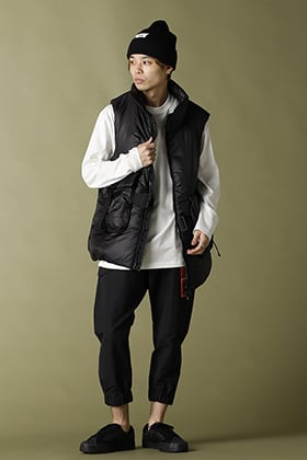Y-3 2020-21AW Collection Military detail Item Styling