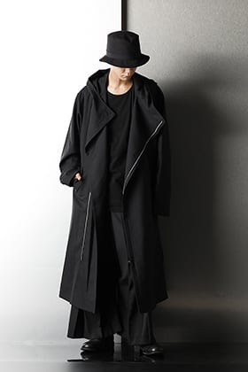 Ground Y 2020-21AW A-line silhouette Styling