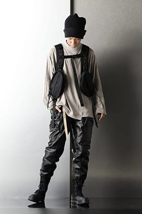 The Viridi-anne 2020-21AW New Military item Styling