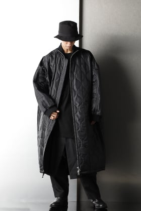 Ground Y 2020-21AW Box silhouette Styling