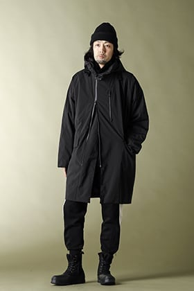 20AW The Viridi-anne OLMETEX Batting coat Styling!!