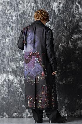 Yohji Yamamoto 20-21AW Reversible Coat Style