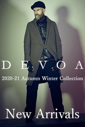 DEVOA 20-21AW 4th Delivery New Arrivals!