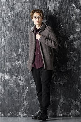 DEVOA × 山内 20-21AW Knit Casual Style