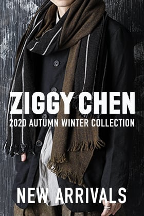 ZIGGY CHEN 20-21AW 1st Delivery