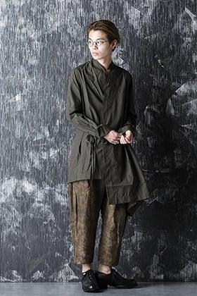 ZIGGY CHEN 20-21AW Samue Shirt Style