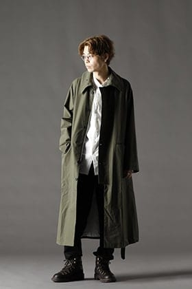 ANNASTESIA / KLASICA :AVOIR Coat Styling