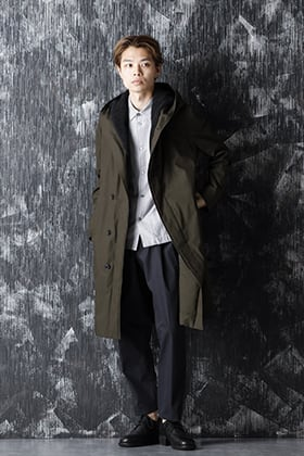 STEPHAN SCHNEIDER 20-21AW Chic Coat Style