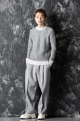 STEPHAN SCHNEIDER 20-21AW Light Gray Color Style