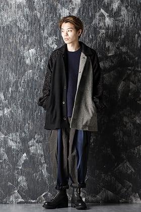 UMA WANG 20-21AW Random Pattern Jacket Style