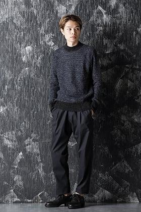 STEPHAN SCHNEIDER 20-21AW Crew Neck Knit Style