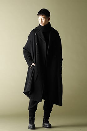 .LOGY Kyoto JULIUS 20-21AW DOUBLE BREASTED COAT STYLE!!