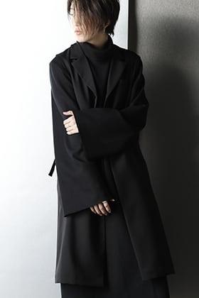 2020AW kujaku - クジャク & Ground Y - グランドワイ Black Mix Styling