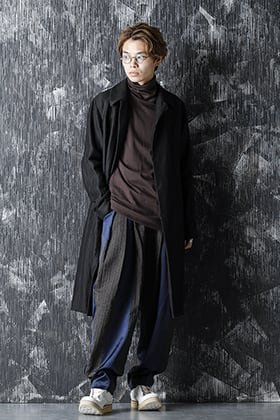 UMA WANG × DEVOA 20-21AW Classic Winter Style