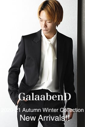 GalaabenD - ガラアーベント 2020-21AW New Arrivals Item Styling!!