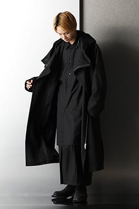 Ground Y - グラウンドワイ Long Layered Styling