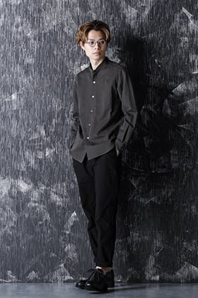Yamauchi(山内) 20-21AW Standard Shirt Style