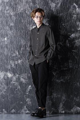 山内 20-21AW Standard Shirt Style