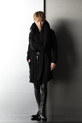 kiryuyrik 2020-21AW Black Comfortable Styling