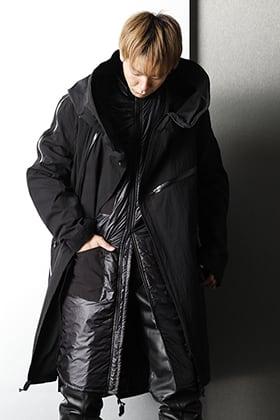 The Viridi-anne - ヴィリディアン & nude:mm - ヌード マサヒコマルヤマ 2020AW Winter Black Styling