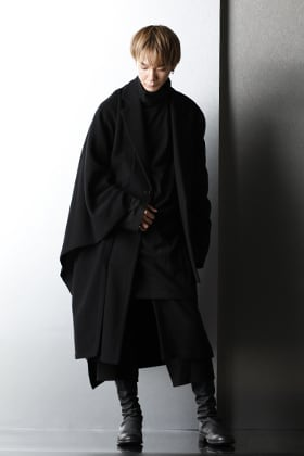 Ground Y 2020-21AW Collection Cape docking New style