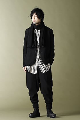 20-21AW The Viridi-anne × JULIUS【EASY SET-UP】Styling!!