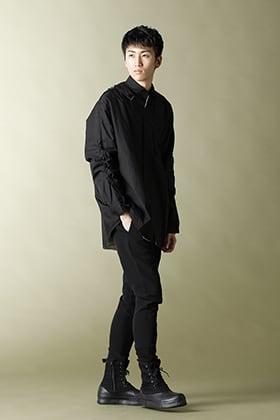ヴェイン(VEIN)Pe/Co ビエラ パディング ベセル ロングスリーブシャツ スタイル!!